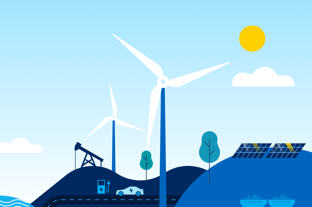Global Energy Perspective 2019 / The Global Energy Perspective Reference Case and the Future of Energy Companies / #GlobalEnergy #SDG7